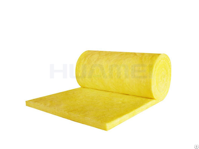 Heat Insulation Noise Reduction Fiberglass Wool