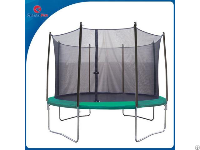 Createfun Playground 13ft Trampoline With Inside Enclosure
