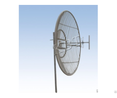 450mhz 17dbi Base Station Parabolic Grid Antenna