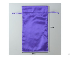 Satin Bags Custom Hair Pouches