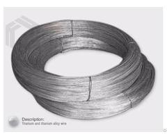 Gr5 Pure Titanium Wire