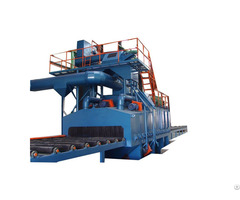 Roller Conveyor Shot Blasting Machine Manufacturer