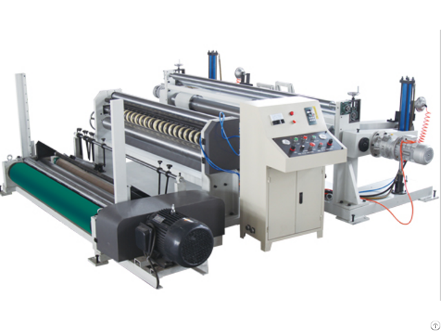 Qh 1600c Model Paper Slitter Rewinder Machine