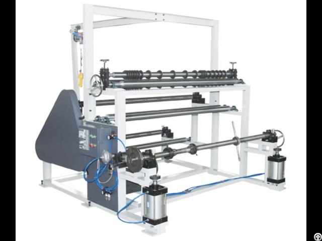 Qh 1600a Paper Roll Slitter Rewinder Machine