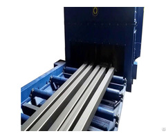 Sheet Roller Conveyor Shot Blast Machine