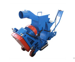 Road Surface Floor Shot Blasting Machine