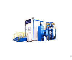 Automatic Recycling Sand Blasting Room