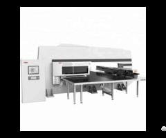 China Steel Plate Cnc Punching Machine