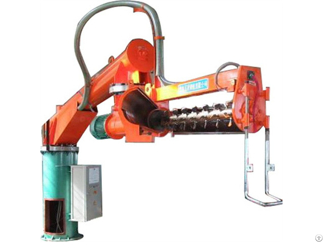 Foundry Sand Mixing Machine
