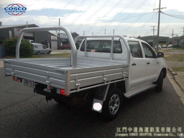 Aluminium 4x4 Ute Tray Body For Off Road