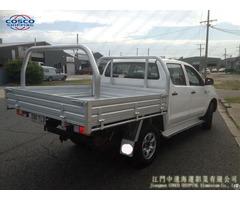 Aluminium 4x4 Ute Tray Body For Off Road