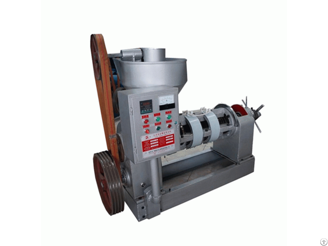 Cold Press Oil Making Machine With Heater