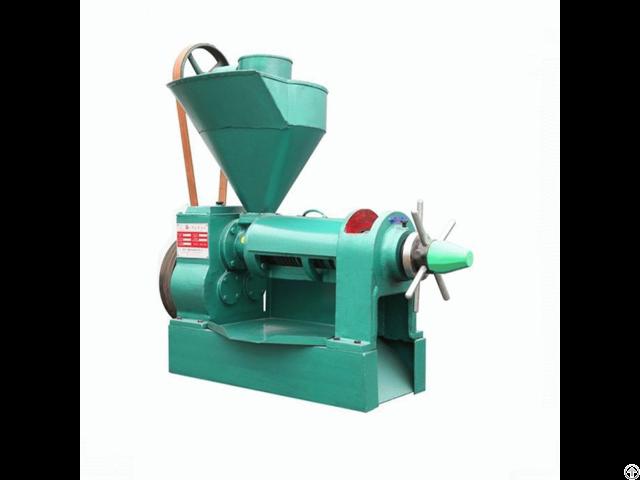 Factory Price 1 3 Ton Per Day Low Residual Sunflower Oil Press Machine