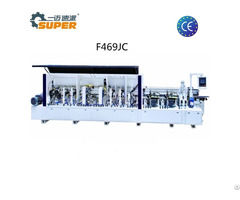 Wood Mdf Woodworking Full Automatic Pvc Edge Bander Banding Machine For Sale