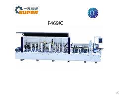 Full Automatic Edge Banding Machine For Wood Door Mdf Pvc