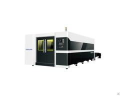 China Plate Laser Cutting Machine