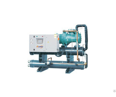 Screw Type Compressor Water Cooled Chiller