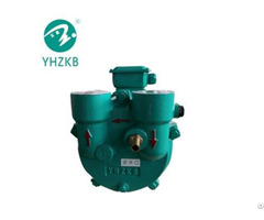 Yhzkb Brand Sk 0 5a 1 5kw Single Stage Monoblock Liquid Ring Vacuum Pump Made In China