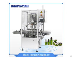 Automatic Face Cream And Lotion Filling Machine
