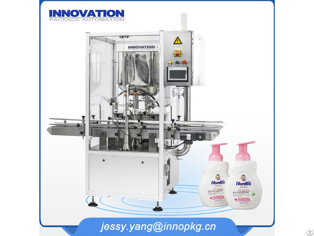 Body Lotion Making And Filling Machine
