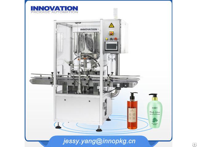 Innopkg Brand Liquid Shampoo Filling Machines