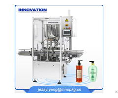 Innopkg Brand Liquid Shampoo Filling Machines