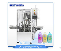 Full Automatic Filling Production Line For Household And Personal Care Products