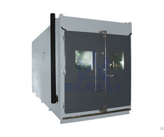 Laboratory Complex Salt Fog Cyclic Corrosion Climatic Environmental Cabinet Test Chamber Room