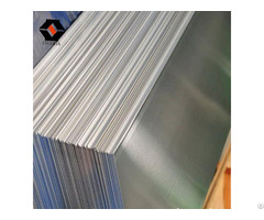 High Quality T6 6061 6063 Alloy Plate 3mm Thick Aluminum Shee