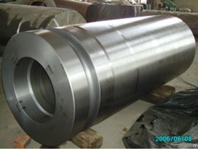 Cylinder Of Press