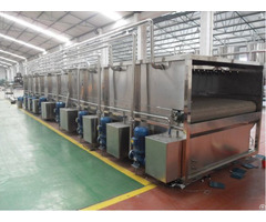 Large Tunnel Pasteurizer