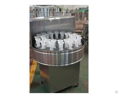 Semi Automatic Bottle Rinser
