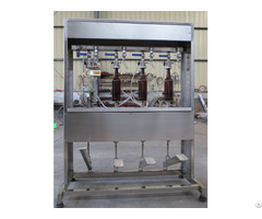 Four Heads Beer Bottle Filling Machine