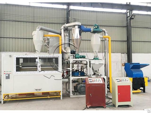 Aluminum Plastic Recycling Machine