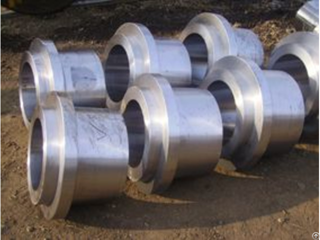 Forged Flange Rough Machined