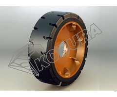 China Mining Solid Tires 601