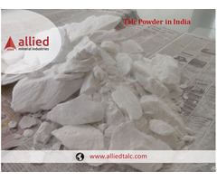 Supplier Manufacturer Of Talc Powder In India Allied Mineral Industries
