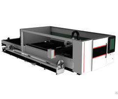 Multiple Use Cnc Tube And Plate Steel Laser Cutter For Metal Processing