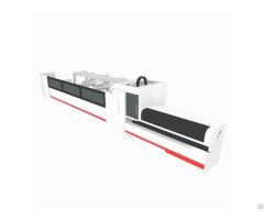 High Speed Fiber Laser Tube Cutting Machine