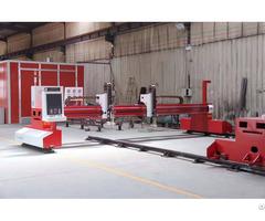 Gantry Steel Cutting Machine China Cnc Plasma Cutter Price For Sale