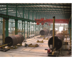 Welding Manipulator For Pipe Cylinder Inside And Outside Seam