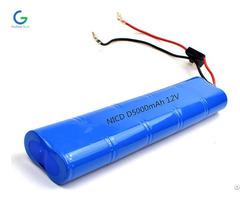 Ni Cd Battery Pack