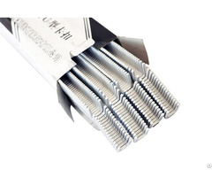 Aluminum U Shaped Sausage Clips For Food Sealing