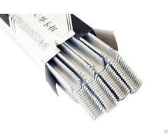 Aluminum U Shaped Sausage Clips For Food Sealing