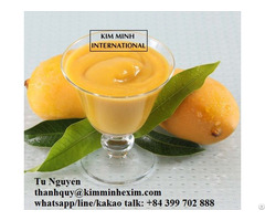 Sweetend Mango Puree At Reasonable Price