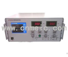 Partial Discharge Testing Detector