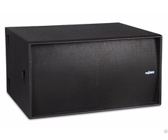 High Power Double 18 Inch Subwoofersm218a