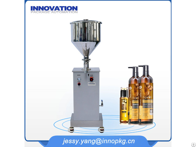 Filling And Capping Machine Small Bottle For Shampoo
