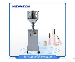 Semi Auto Bottle Filling Machine