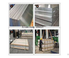 Sublimation Metal Sheet 5000 Series Grade And T3 T8 Temper
